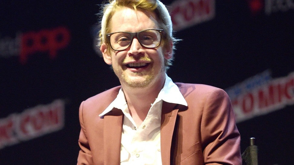 Macaulay Culkin says losing his virginity at 15 was 'special' moment