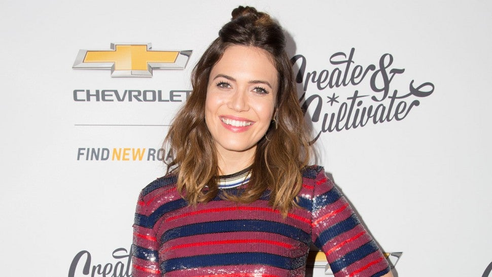 Mandy Moore at Create & Cultivate