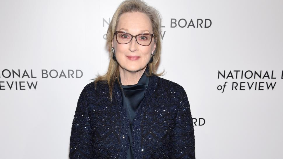 Meryl Streep National Board of Review Gala