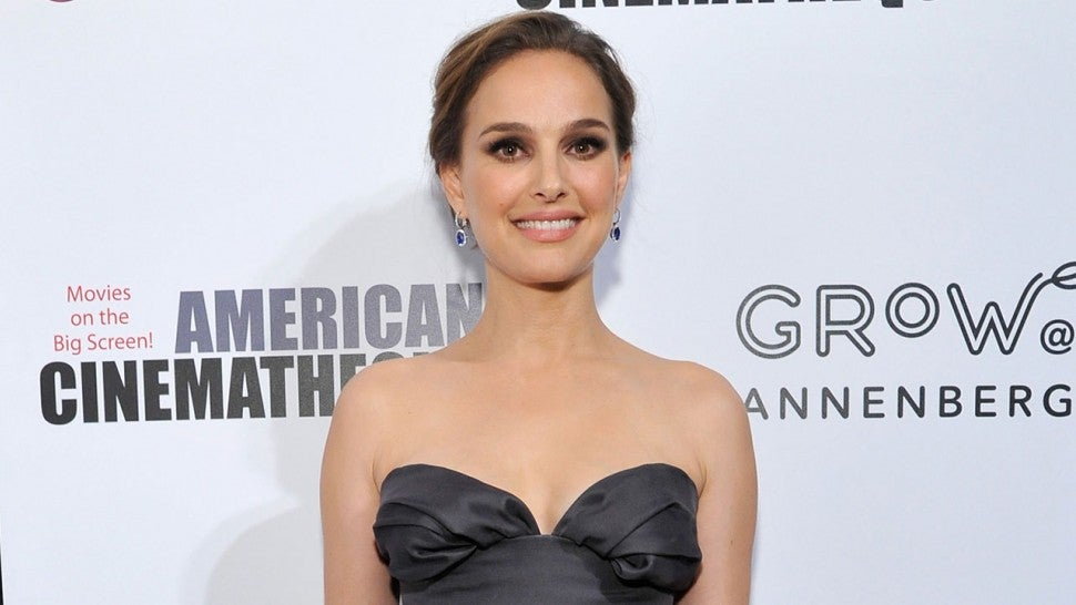 Natalie Portman at American Cinematheque