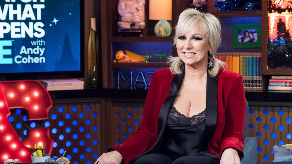 'The Real Housewives of New Jersey' star Margaret Josephs on 'Watch What Happens Live With Andy Cohen.'