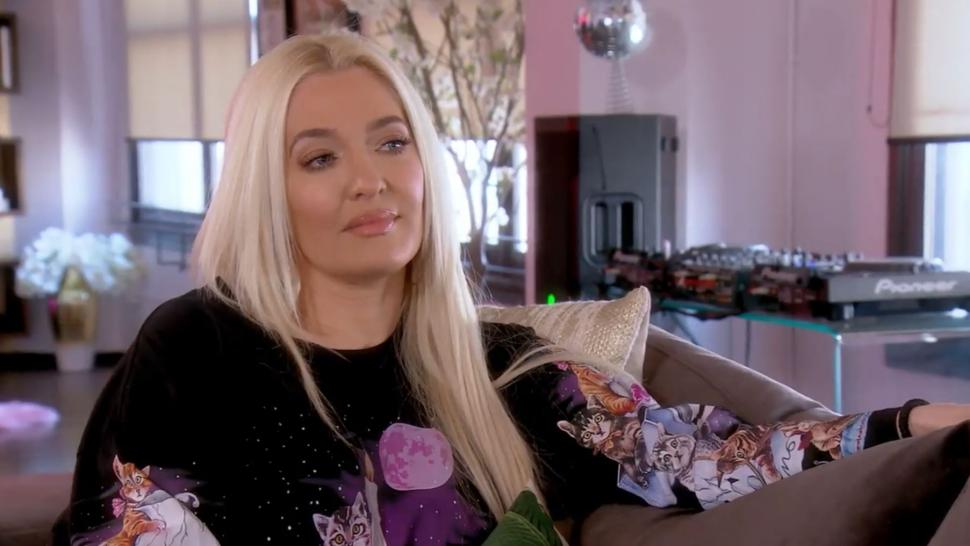 Erika Jayne on 'The Real Housewives of Beverly Hills' season 8, episode 3.