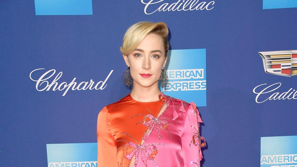 Saoirse Ronan at the 29th Annual Palm Springs International Film Festival Awards Gala