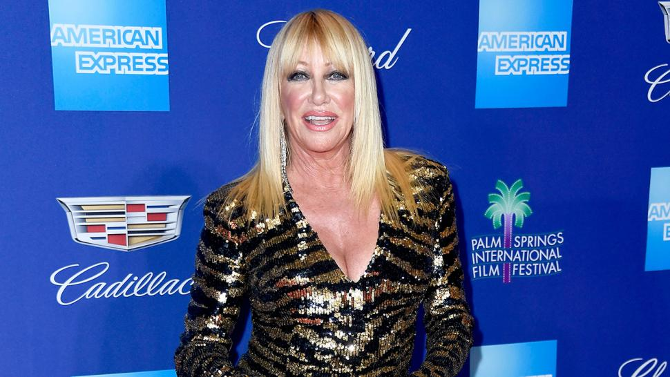 Suzanne Somers at the Palm Springs Film Festival