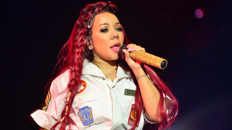 "Tameka ""Tiny"" Harris"