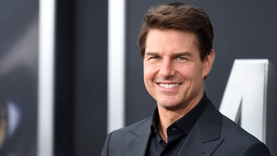 Tom Cruise Is on Insta...