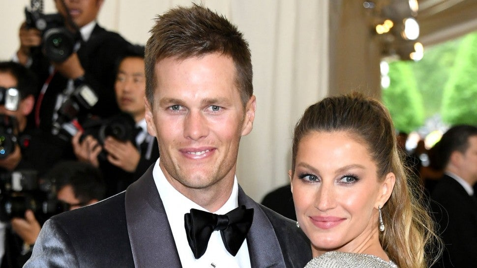 Who is tom brady currently dating