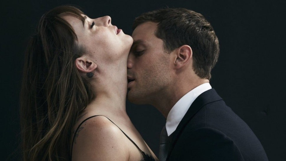 Fifty Shades Freed All The Sex By The Numbers Entertainment Tonight