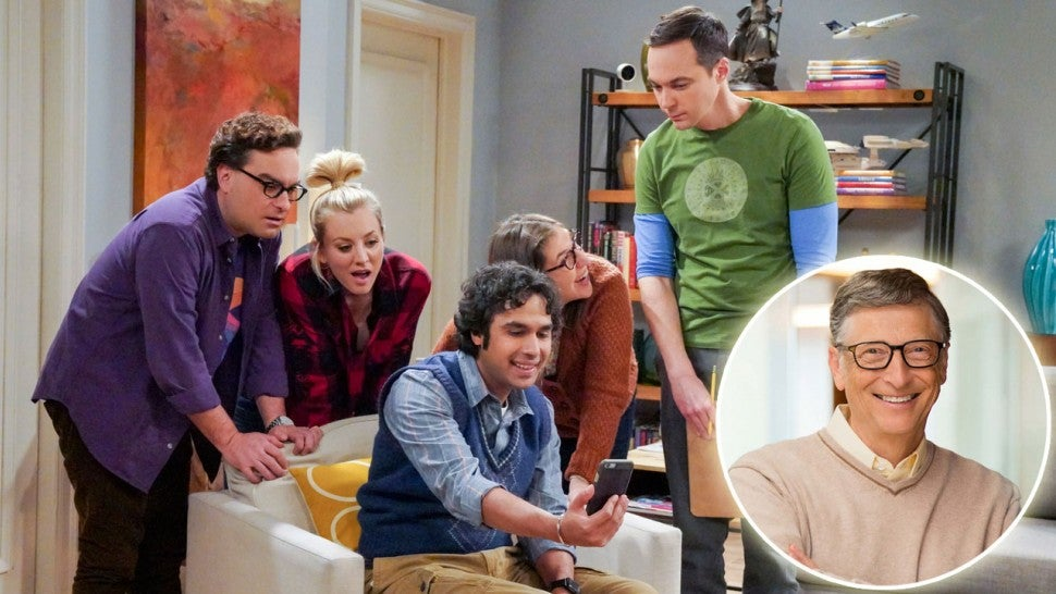 bill gates to guest star on the big bang theory but