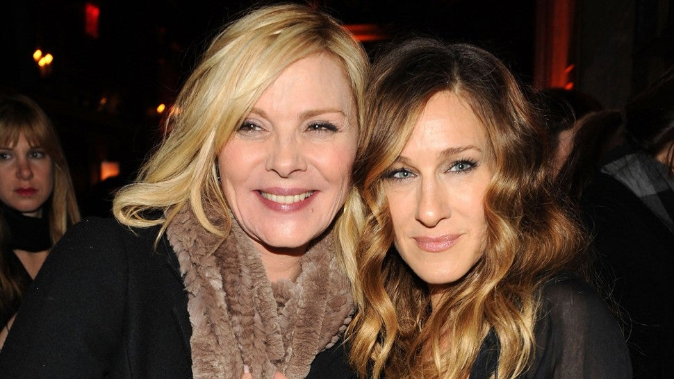 Sarah Jessica Parker: There was 'no fight' with Kim Cattrall