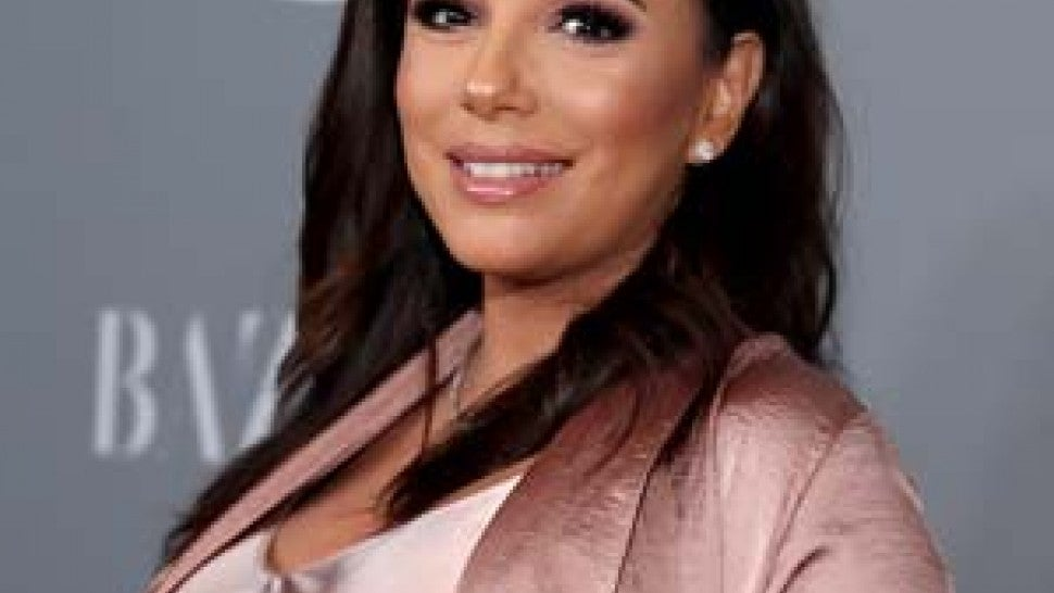 Eva Longoria at the 20th Costume Designers Guild Awards on Feb. 20