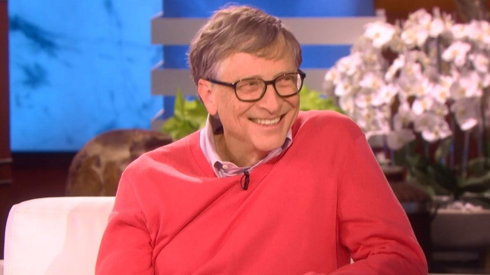 Bill Gates Fails Ellen DeGeneres' Quiz on Grocery Prices