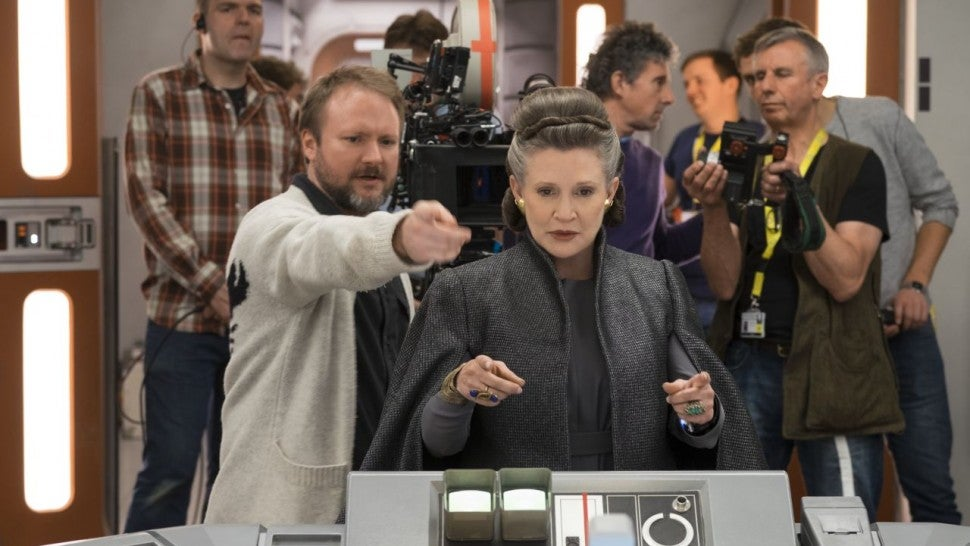 Carrie Fisher Will Play Princess Leia In 'Star Wars: Episode IX'