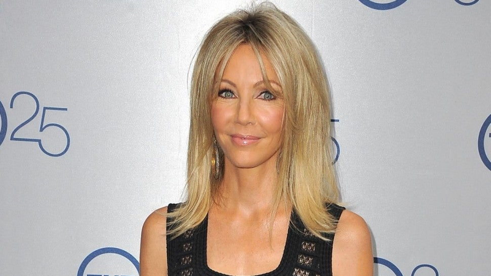 Police raid Heather Locklear's home
