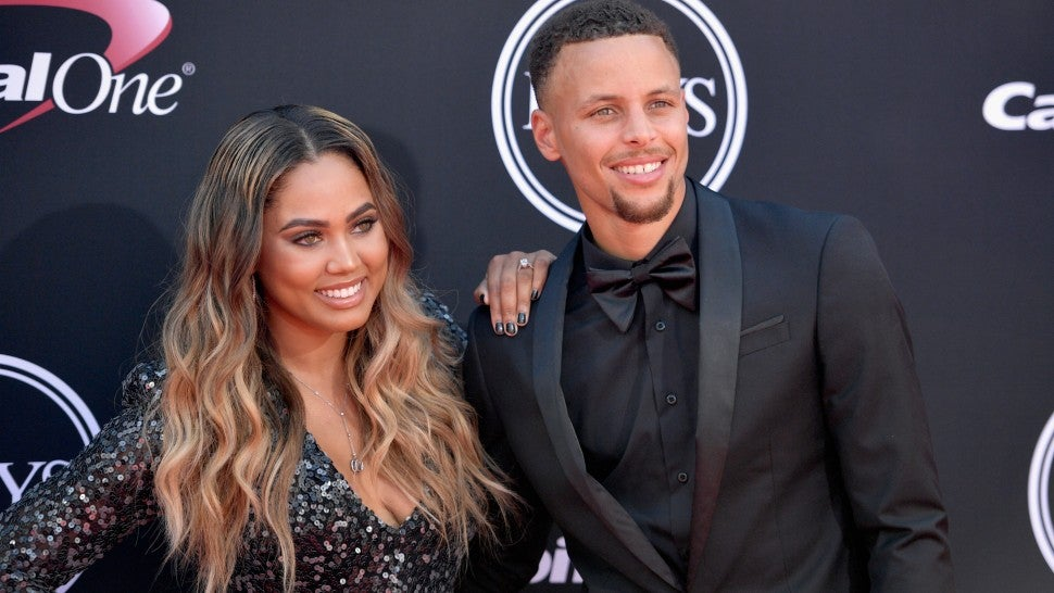 Steph, Ayesha Curry Welcome Son Canon W. Jack