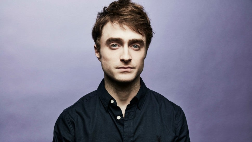 Daniel Radcliffe On The Surprising Inspiration Behind His