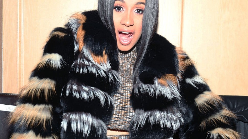 Cardi B in Minneapolis