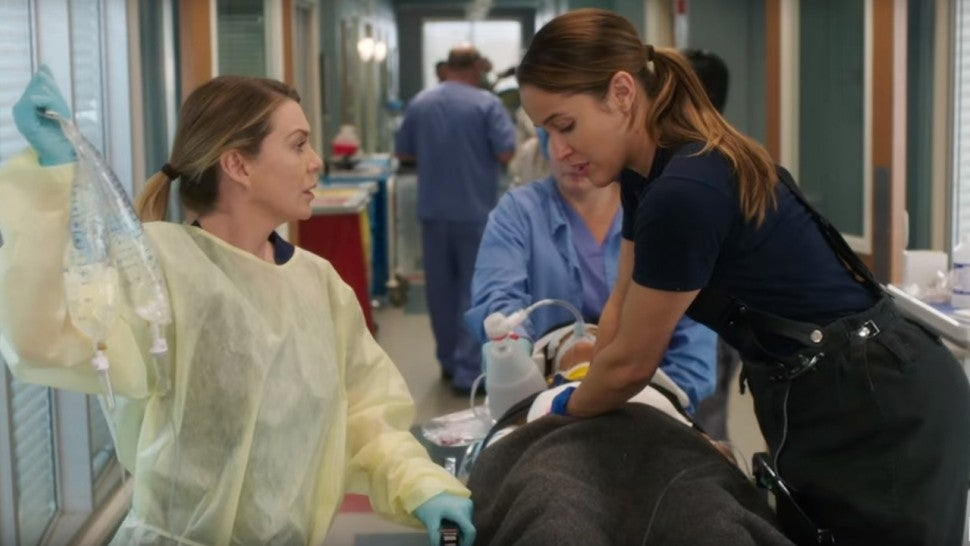 Grey\'s Anatomy\' Introduces \'Station 19\' Heroine in Heart-Pounding ...
