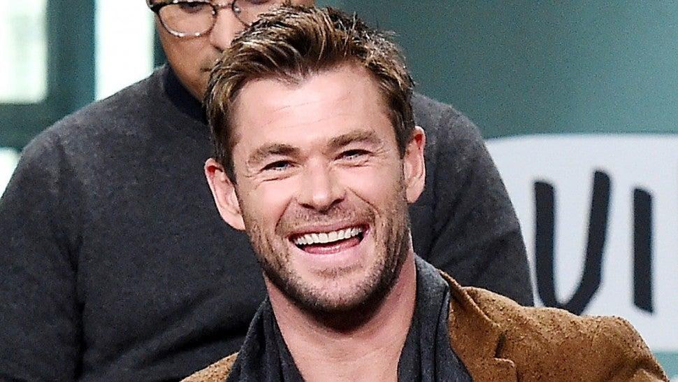 Chris Hemsworth Has Ki...
