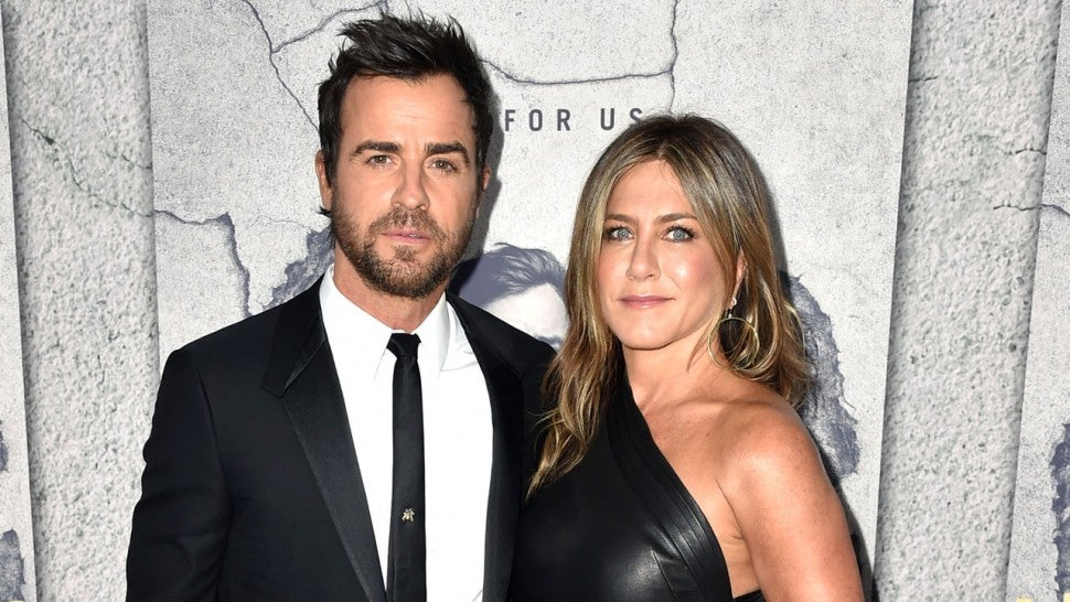 There's No Evidence That Jennifer Aniston and Justin Theroux Were Ever Married
