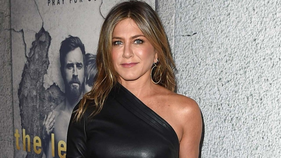 Jennifer Aniston And Justin Theroux Surrounded By MORE Baby Rumours