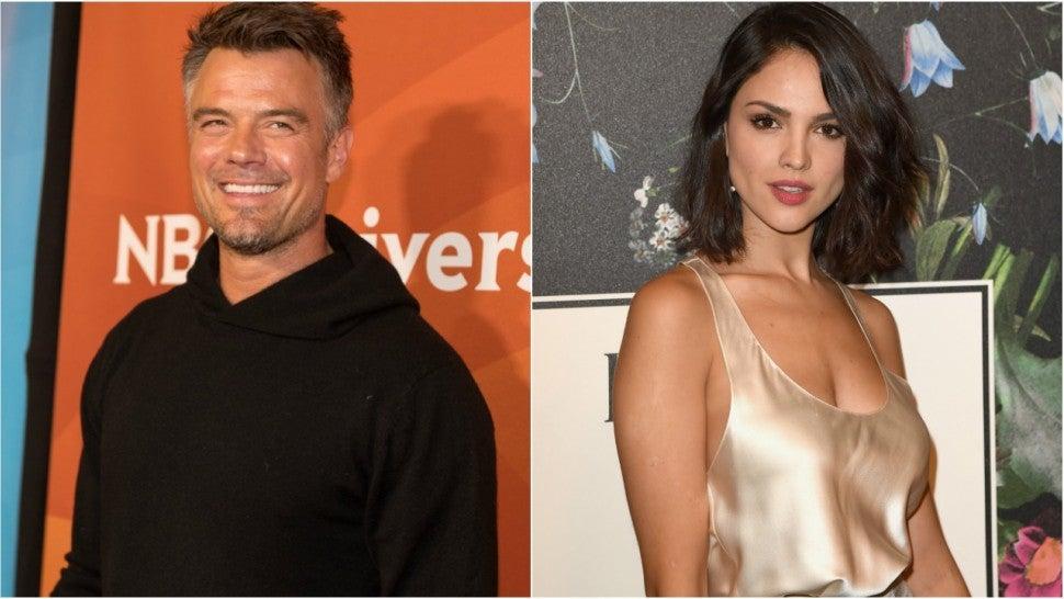 Josh Duhamel reportedly dating Eiza González following Fergie split