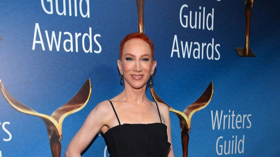 Watch Kathy Griffin as a Hot Mess Kellyanne Conway