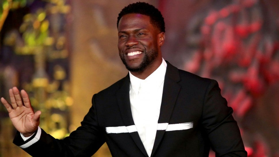 Kevin Hart Takes On His Own Cheating Scandals In New J