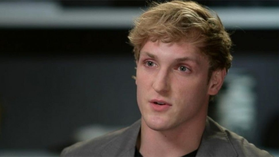 Logan Paul talks vlog backlash: 'I believe it happened for a reason'