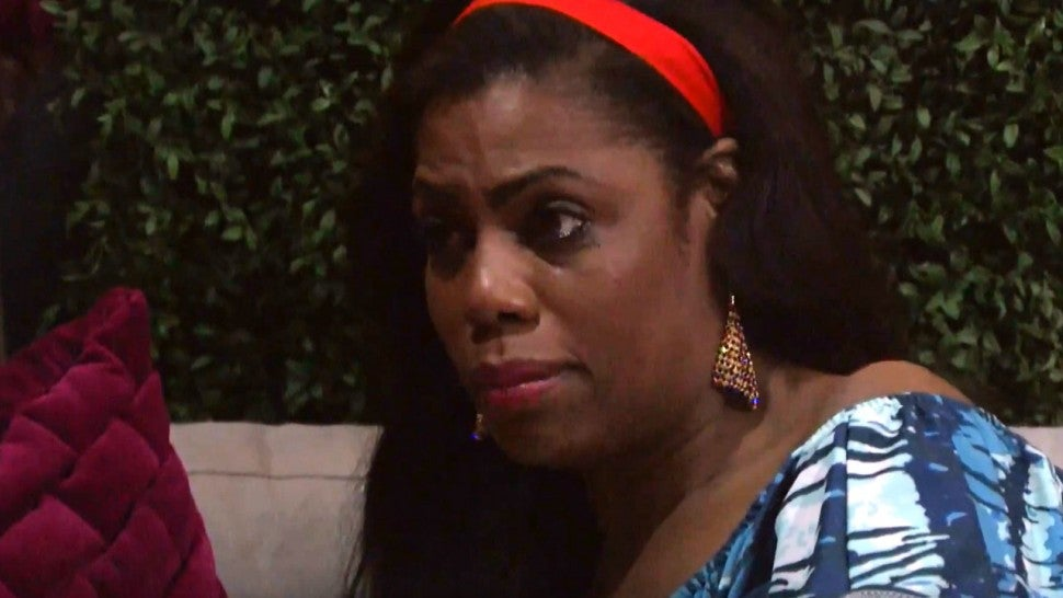 Omarosa Manigault Hospitalized After Injuring Herself in 'Celebrity Big Brother' Competition