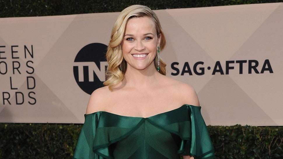 Reese Witherspoon at SAG Awards 2018