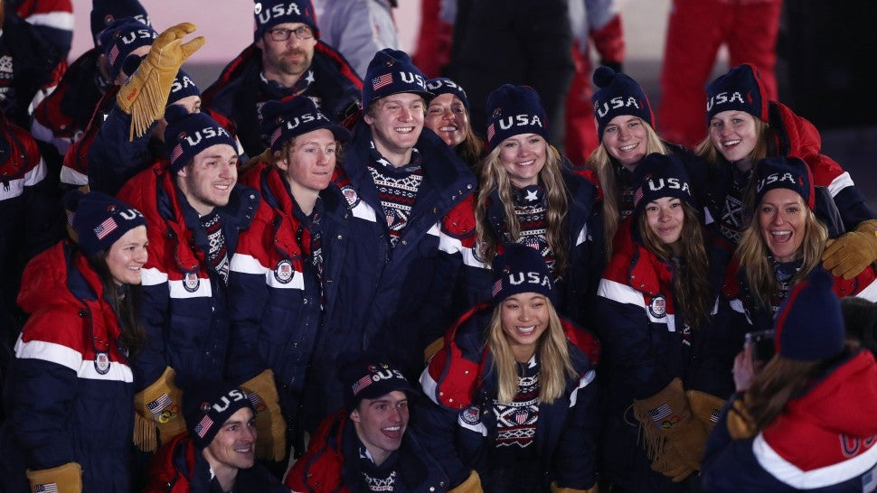 United States Winter Olympics 2018