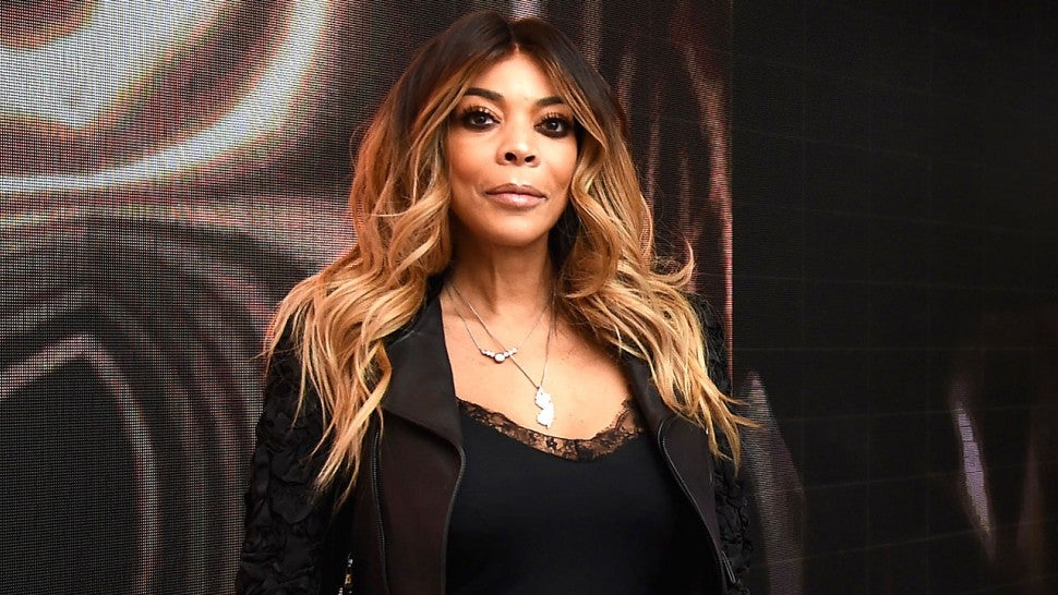 Wendy Williams returns to talk show, addresses rumors about her marriage