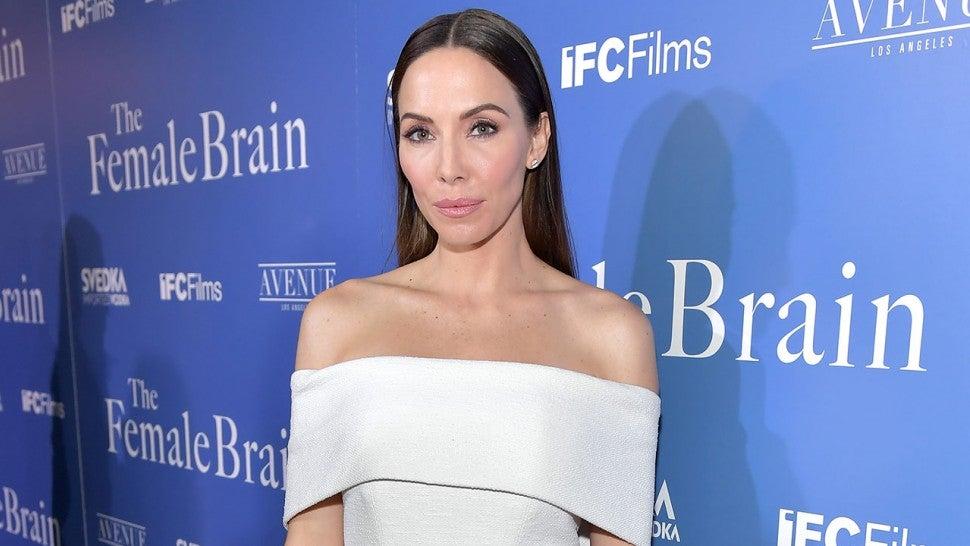 Whitney Cummings at The Female Brain premiere