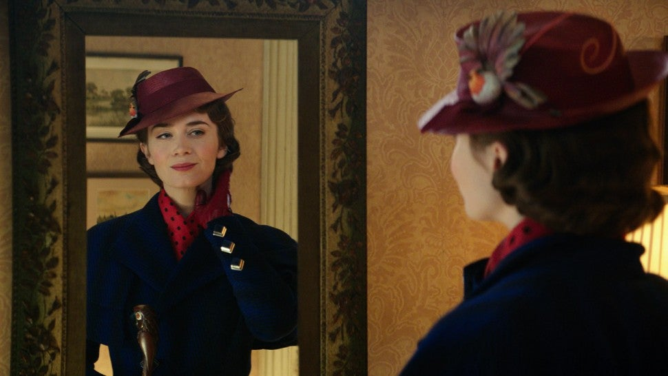 Teaser trailer for Mary Poppins Returns