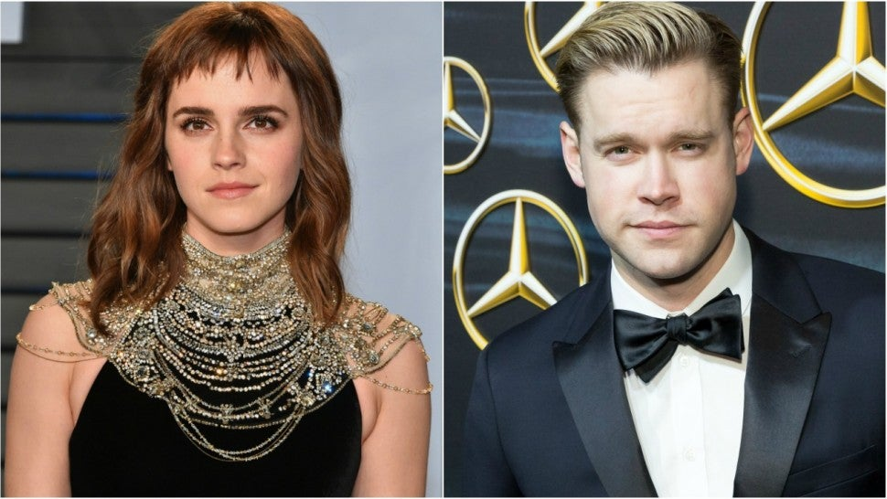 Emma Watson and Chord Overstreet Reportedly Split | Entertainment ...