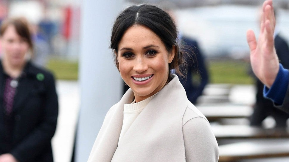 Meghan Markle in Belfast, Northern Ireland