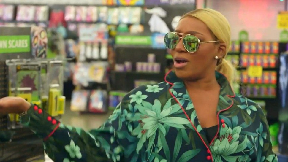 NeNe Leakes on the season finale of 'The Real Housewives of Atlanta.'
