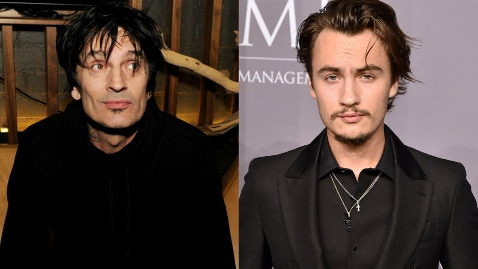 Mötley Crüe's Tommy Lee quits Twitter after 'altercation' with son