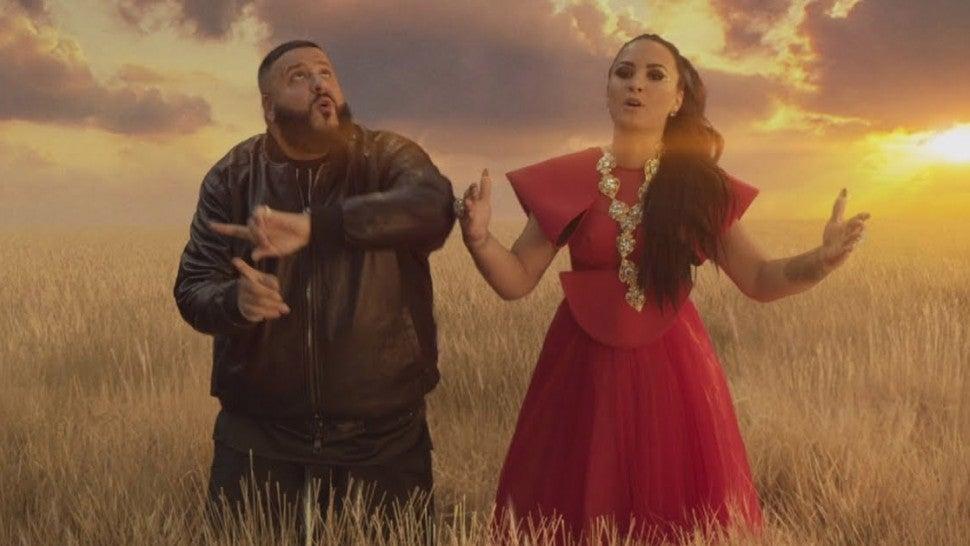 Demi Lovato Belts 'I Believe' in New 'Wrinkle in Time' Music
