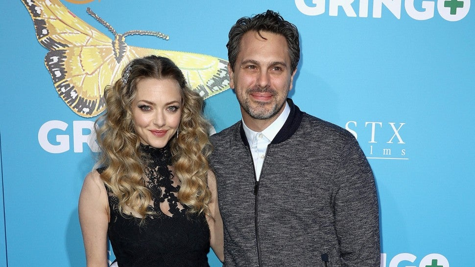 Amanda Seyfried and Thomas Sadoski