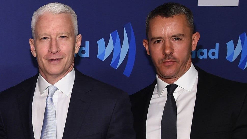 Anderson Cooper and longtime boyfriend Benjamin Maisani split 'some time ago'