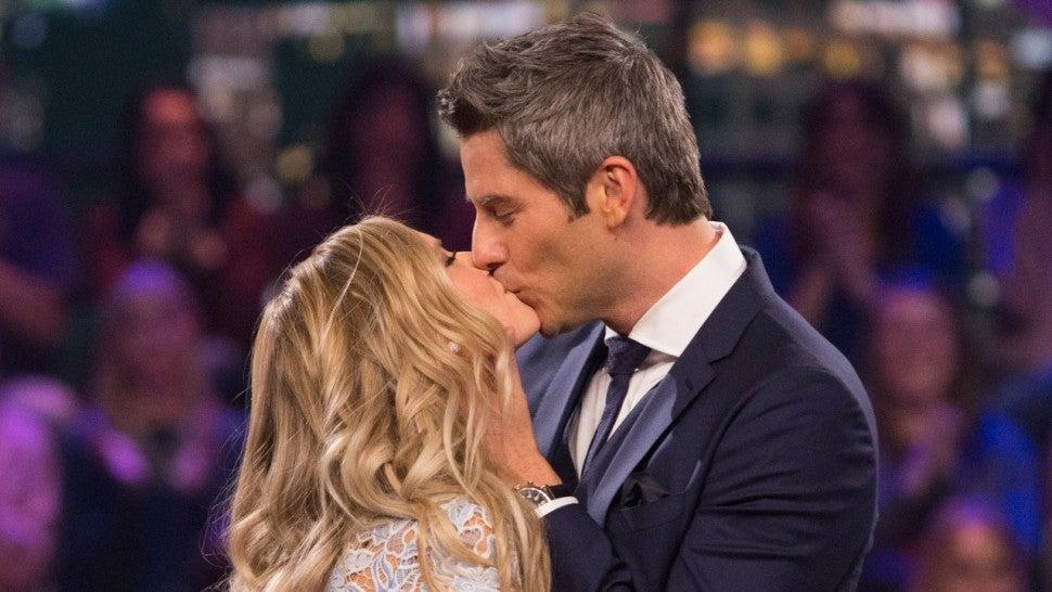 Arie Luyendyk Jr. shocks viewers in 'Bachelor' finale
