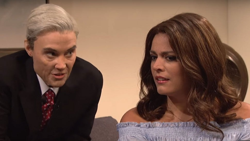 Bachelor 'Robert Mueller' Can't Commit To Trump Collusion In Heartbreaking 'SNL'