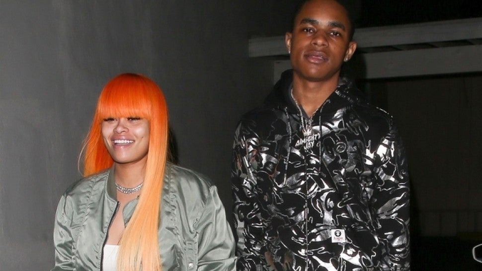 Blac Chyna is dating an 18-year-old rapper