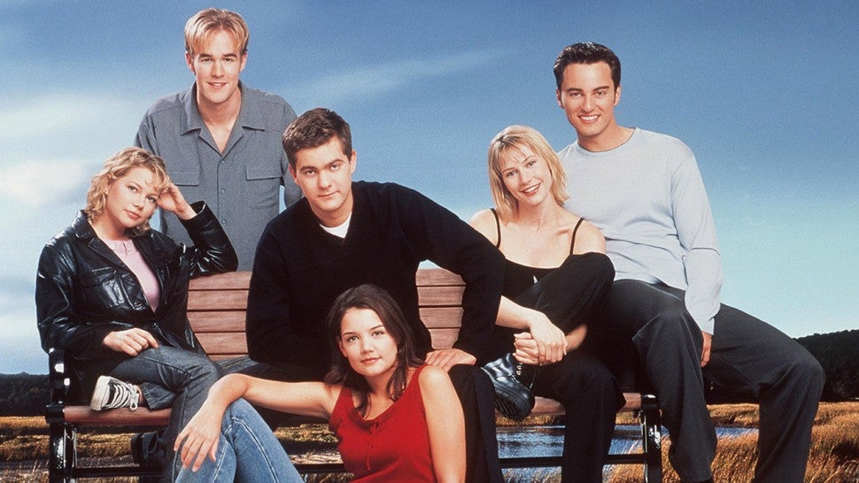 'Dawson's Creek' cast reunites for the 1st time since 2003
