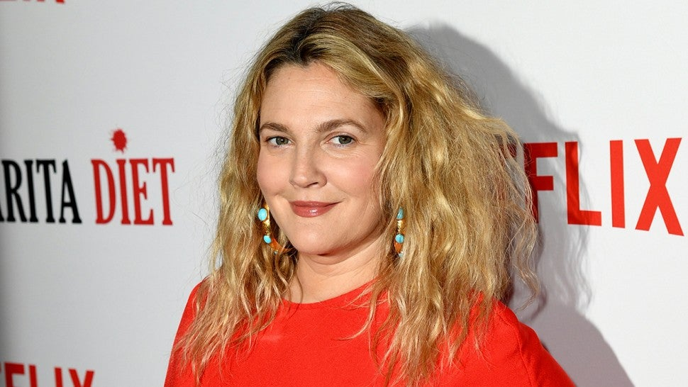 Drew Barrymore Shares Sunny Makeup Free Selfie And Inspiring Quotes