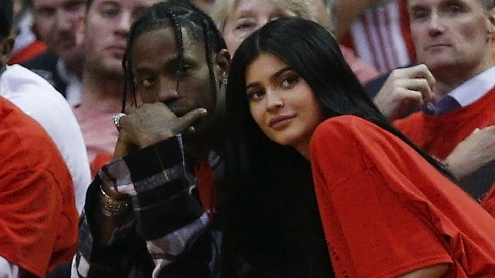 Travis Scott Sued for Bailing On Performance After Kylie Jenner Gave Birth
