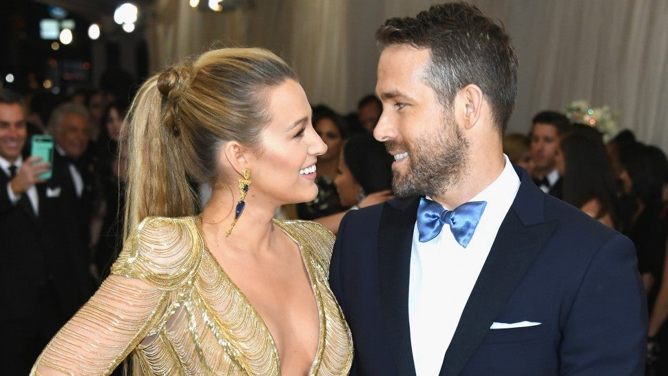 Ryan Reynolds Hilariously Shoots Down Rumors Of Marriage Trouble With Blake Lively