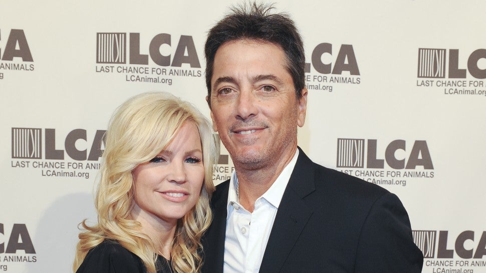 Scott Baio's wife, Renee, says she has microvascular brain disease